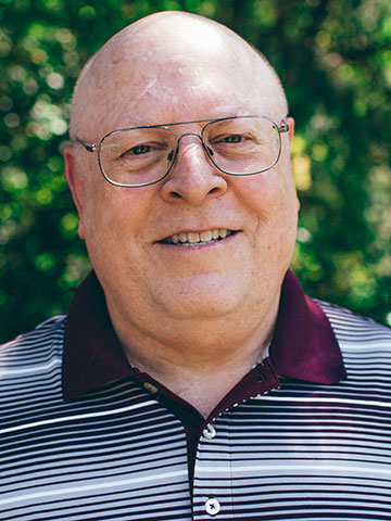 Photo of Jim Russell