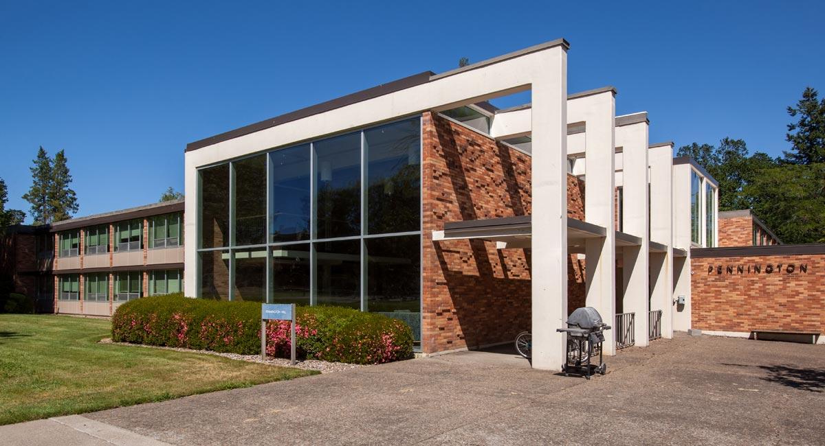 Pennington Hall University Housing George Fox