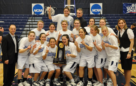 George Fox is ranked fourth in a preseason poll after winning a national title in 2008-09.