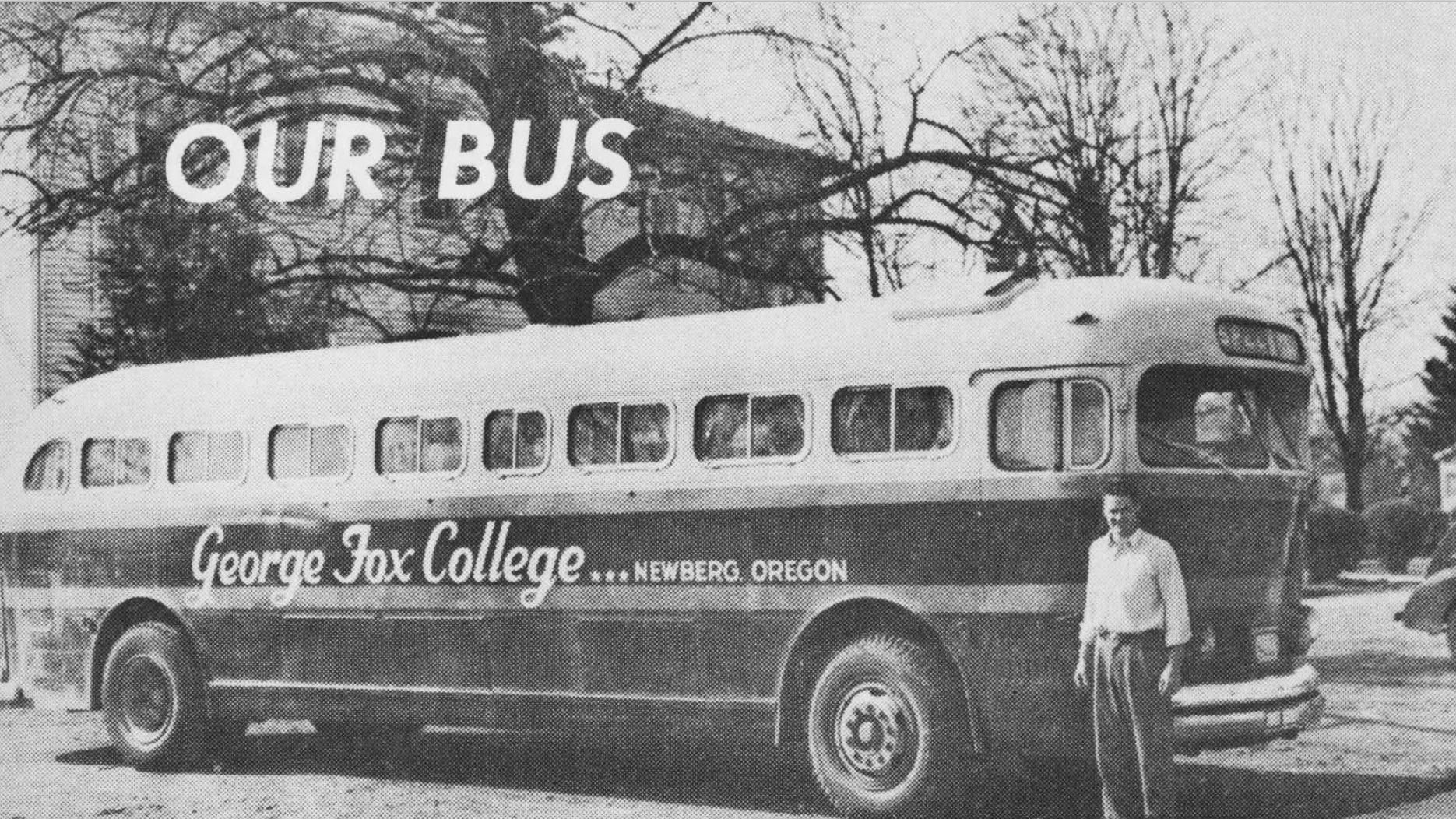 Transportation Then And Now George Fox University