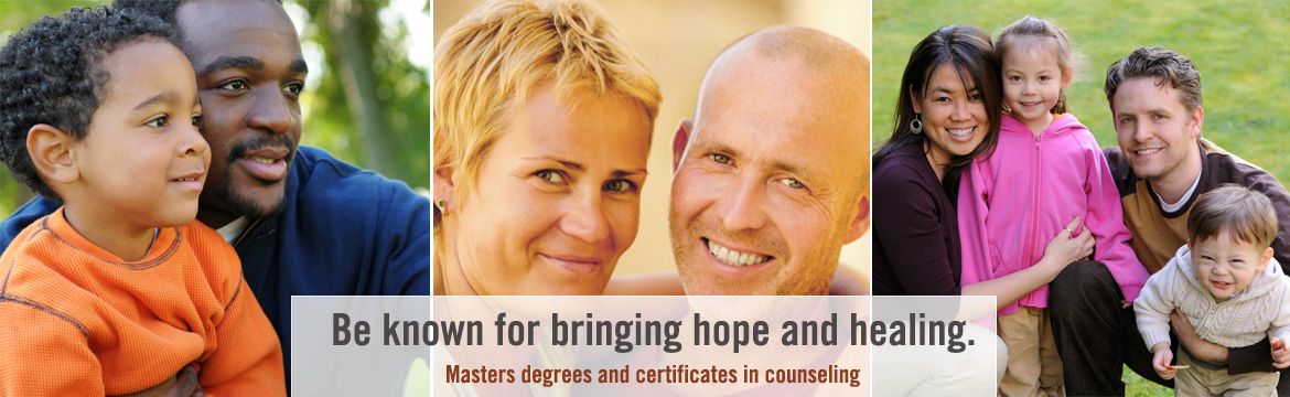 Be known for bringing hope and healing. Counseling Graduate Degree Programs in Oregon.