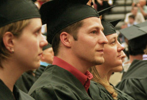Adult Degree students at Oregon's Christian College