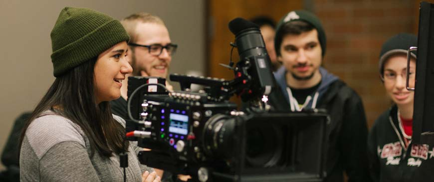 Cinematography And Film majors for college