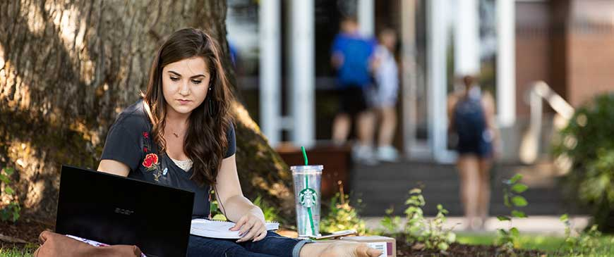 Study English and writing/literature at George Fox, a top Christian college on the West Coast.