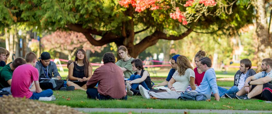 Study Journalism at George Fox, a top Christian college in the United States.