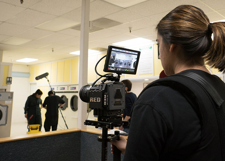 Cinematography And Film majors for school