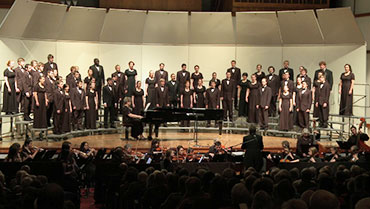 'Kyrie' - George Fox Concert Choir