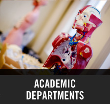Academic Departments