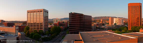 Boise, Idaho - Photo courtesy of Patrick R.