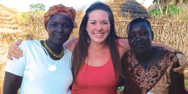Heidy Answers Call to Serve in Uganda