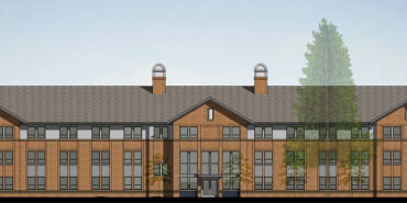 Plans Announced for New Residence Hall