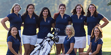 Women's Golf Team Honors Fallen Soldier