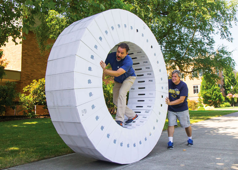 The 'iWheel' Goes Viral
