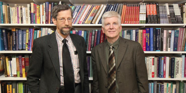 McMinn, Bufford Secure $200,000 Research Grant