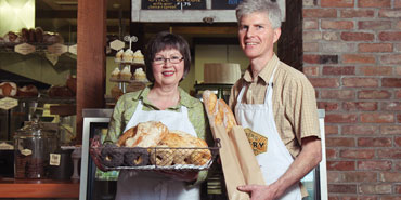 Newberg  Bakery Owners Taste Sweet Success