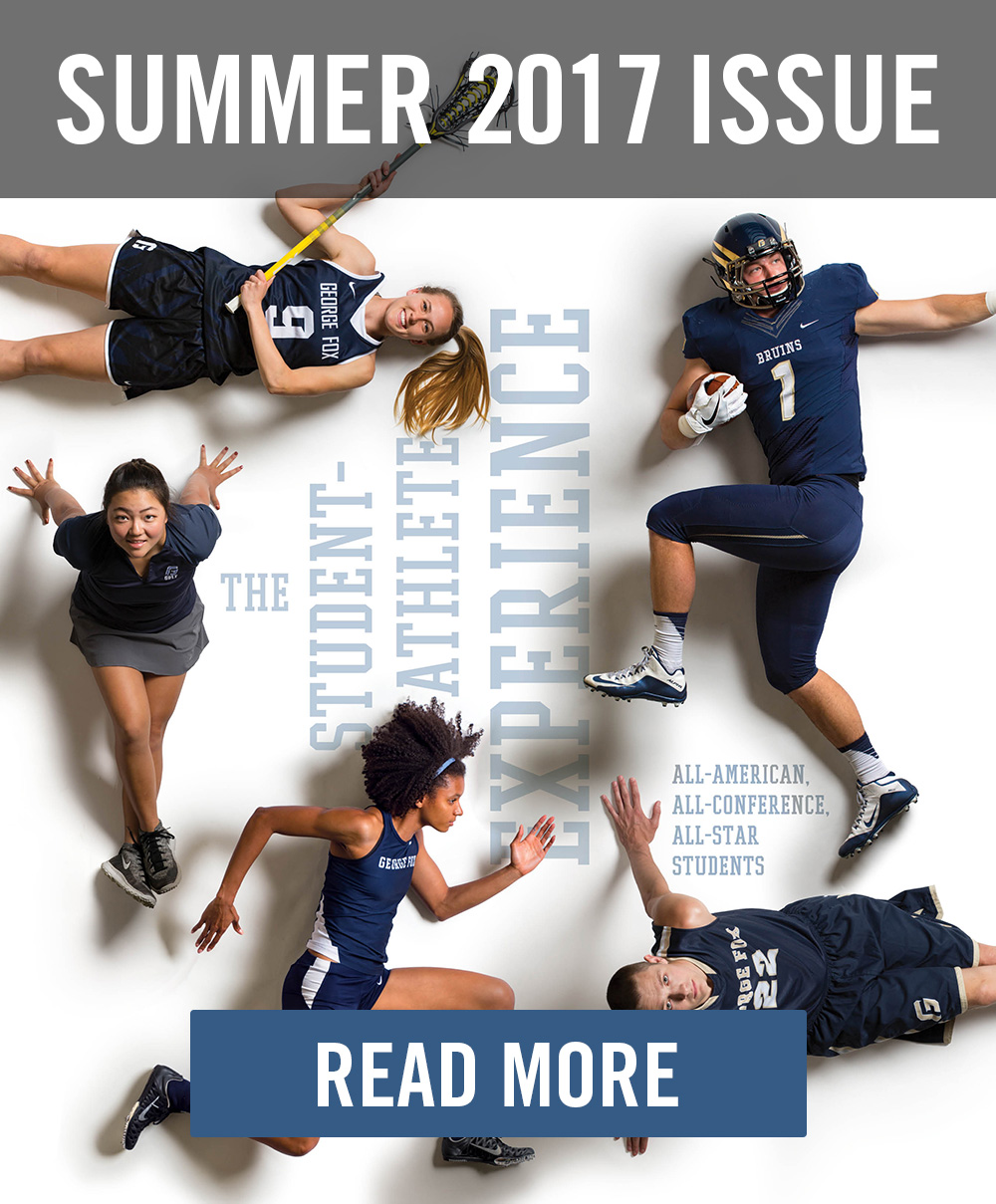 Read George Fox Journal Summer 2017 Issue Online