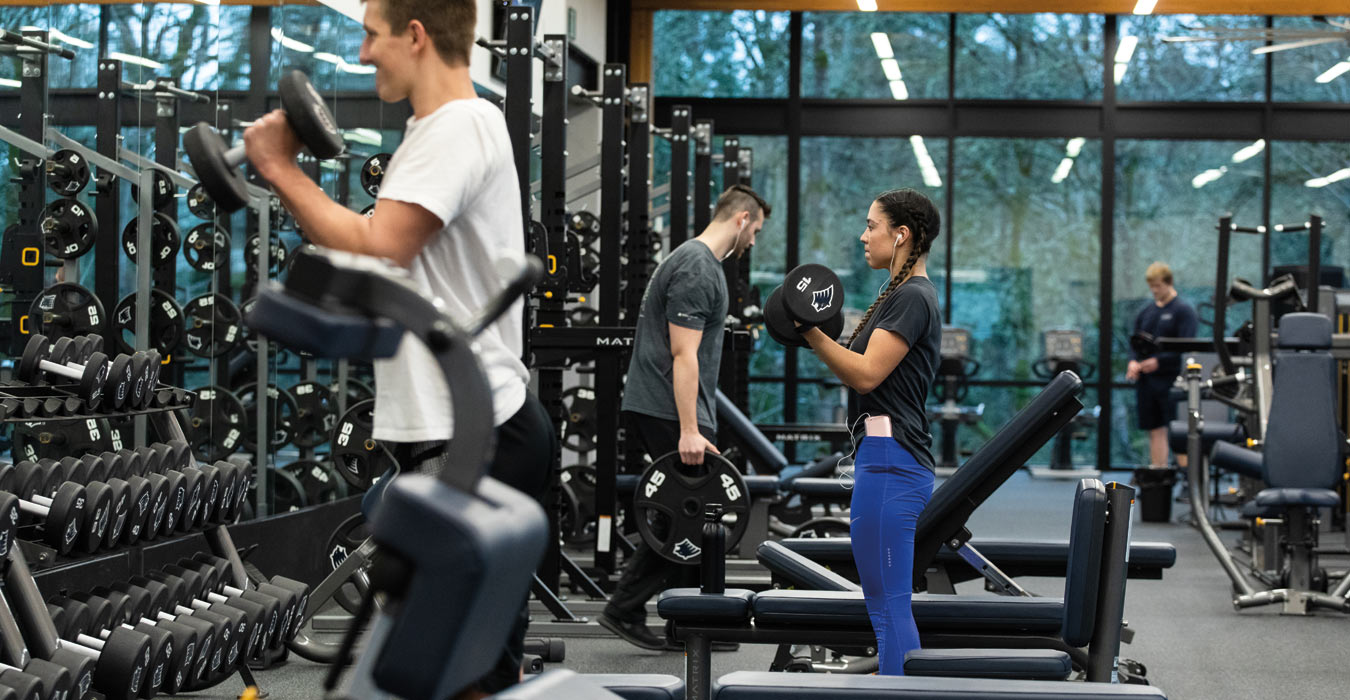 New Facility Focus: Hadlock Student Center