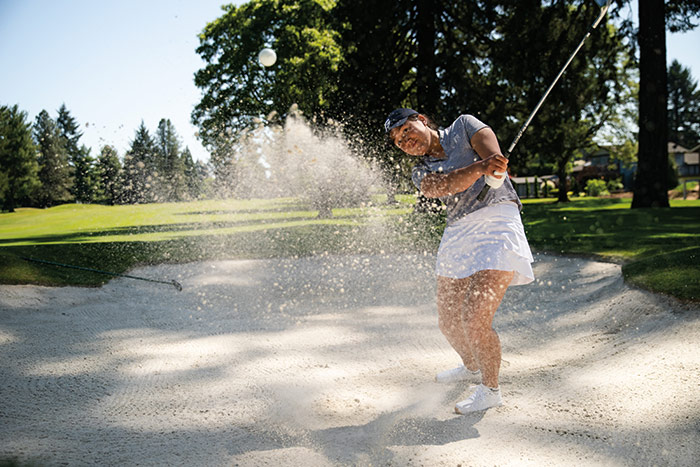 Women's Golf Team Finishes Seventh in Nation