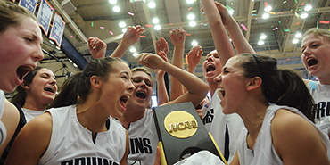 Memorable Moment: Women's Basketball Achieves Perfection