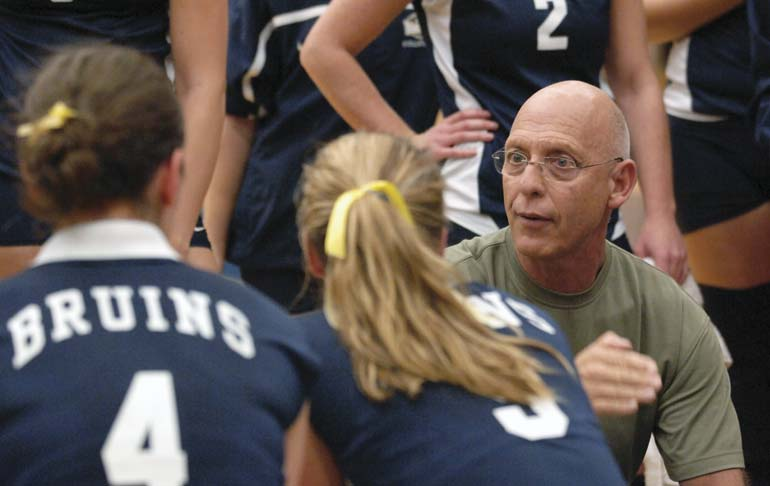 Steve Grant (women's volleyball coach, 1982-2015)