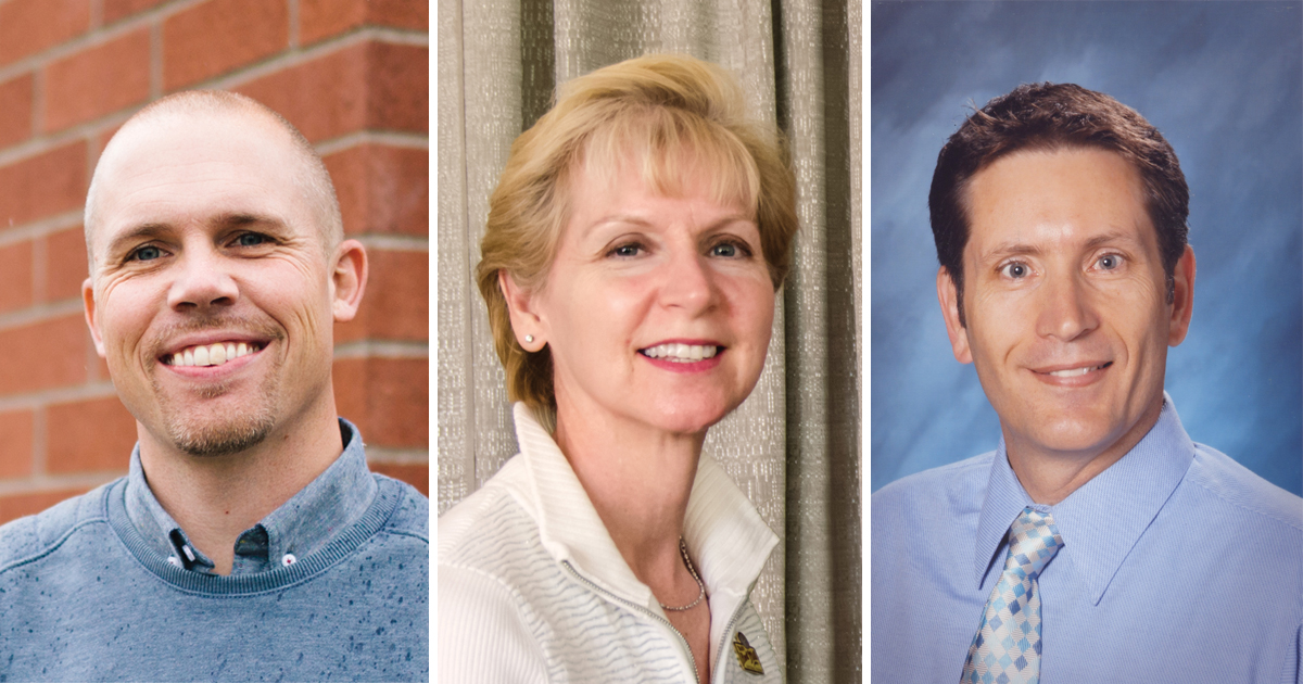 Sand, Sobelson, Smith Inducted Into Alumni Hall of Fame